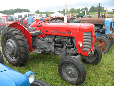 massey ferguson 65 vintage tractor engineer massey ferguson 65