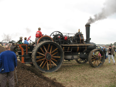 ploughing-engines