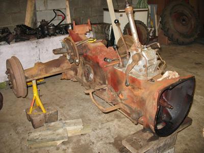 rear-transmission