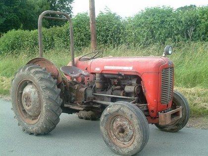 3 cylinder Massey Ferguson 35
