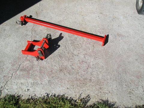 Hydraulic bracket 1