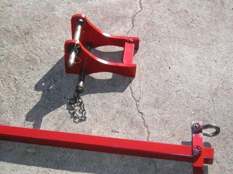 Hydraulic bracket 2