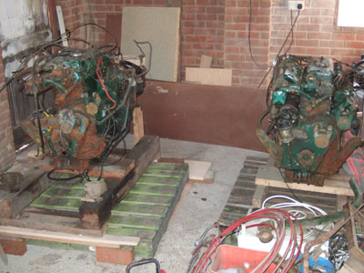 Standard 23C Engines
