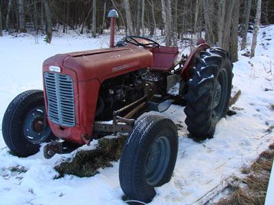 Ferguson Fe35 Tractor
