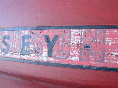 Ferguson Tractor Sticker