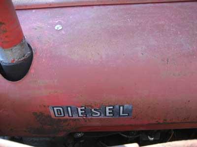 MF35 Diesel