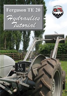 Ferguson TE 20 Tractor Hdraulics DVD
