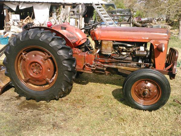 MF35 diesel delux tractor for sale
