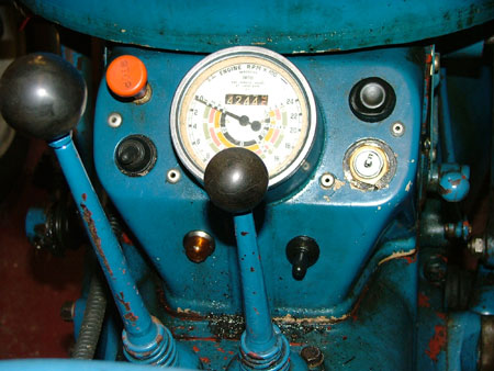 Dexta Dash fordson dexta wiring for road use vintage tractor engineer fordson dexta wiring diagram at edmiracle.co