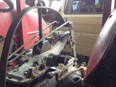 Massey Ferguson service tool