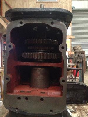 Ferguson FE35 Gearbox