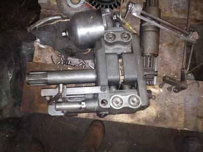 MF35 or FE35 hydraulic pump, Ferguson tractor