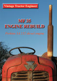 MF35 Perkins Engine Rebuild DVD