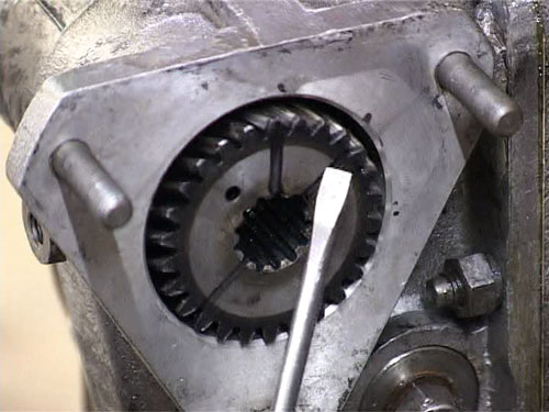 injection pump timing gear