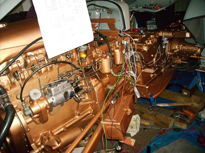 FE35 engine