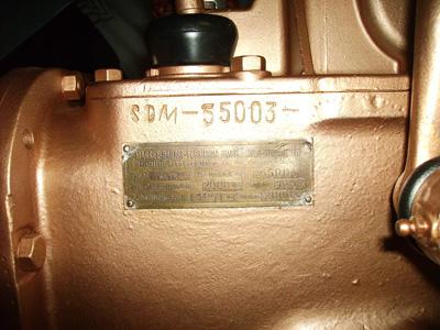 FE35 id plate