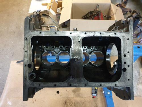23C engine block
