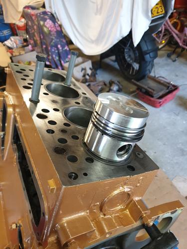 Standard 23C engine